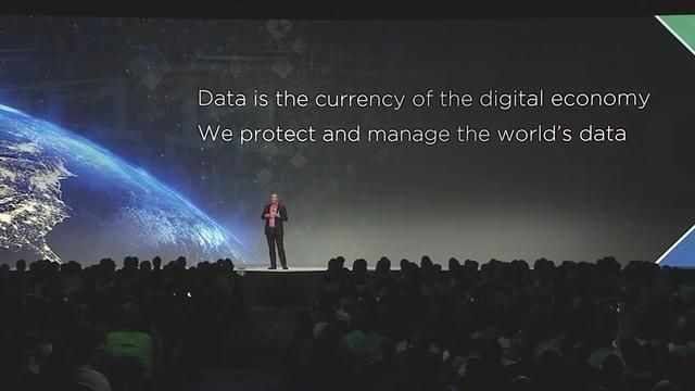 The Data Fabric and Beyond: Mark Bregman General Session at Insight 2016 Las Vegas