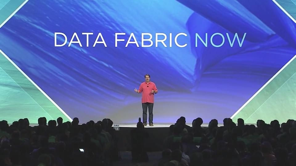 Cloud and the Future of IT: NetApp Founder Dave Hitz General Session Insight Las Vegas