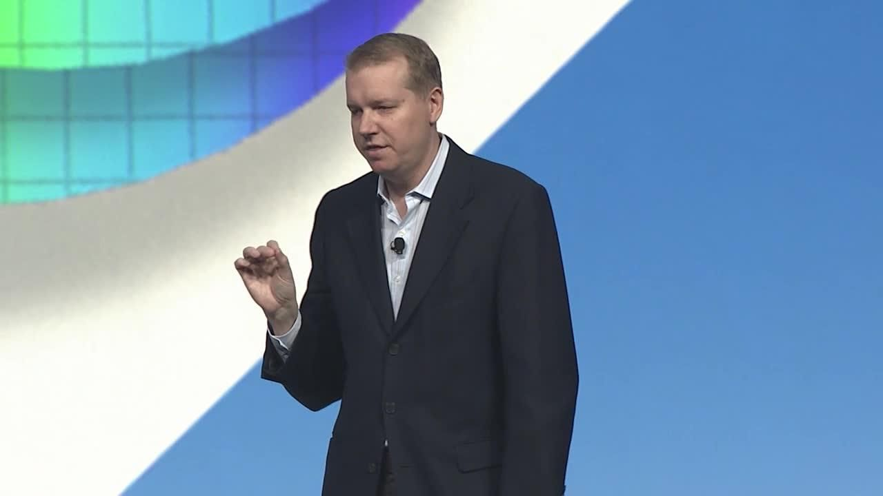 NetApp Insight 2016: Samsung General Session