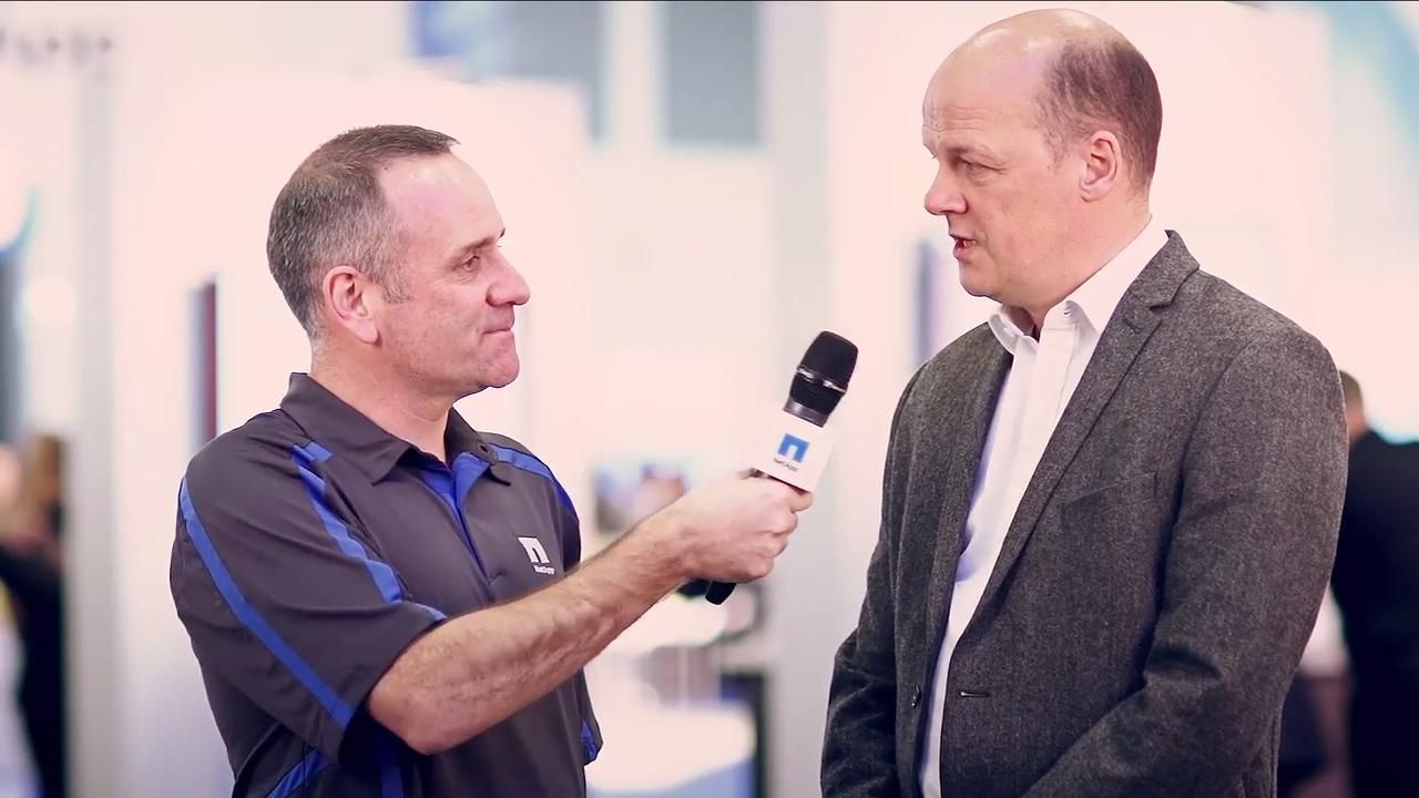 NetApp Insight Berlin 2016: Big Industry Trends Challenging Customers
