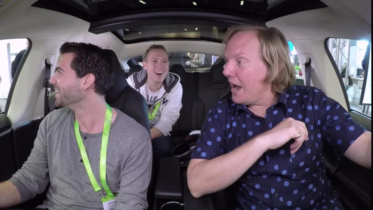 NetApp Insight Berlin 2016: Car Karaoke