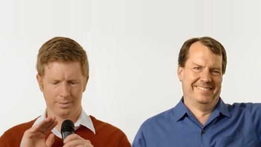 Dave & Dave:  What everyone learned about NetApp in 2016.