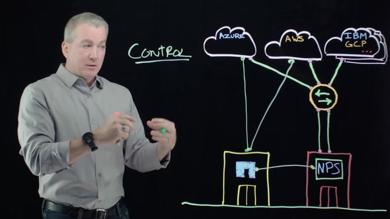 Data choice, control with NetApp Private Storage