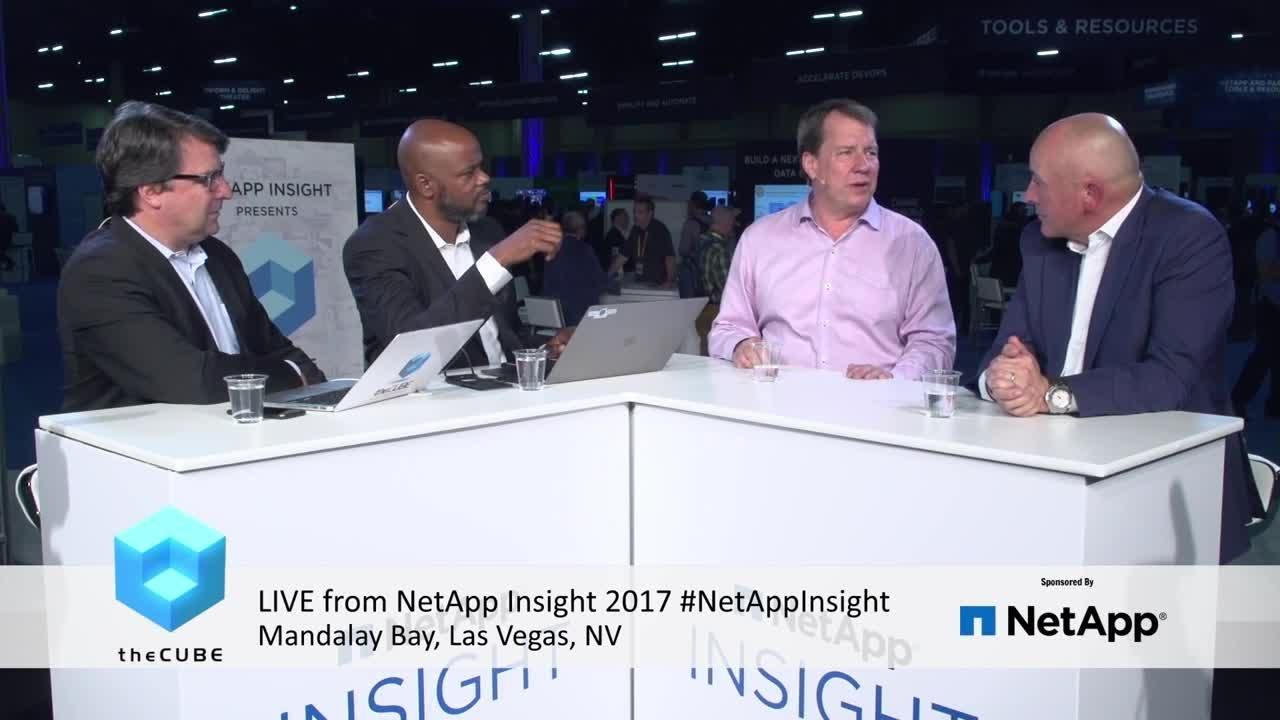 NetApp Hybrid Cloud Solutions