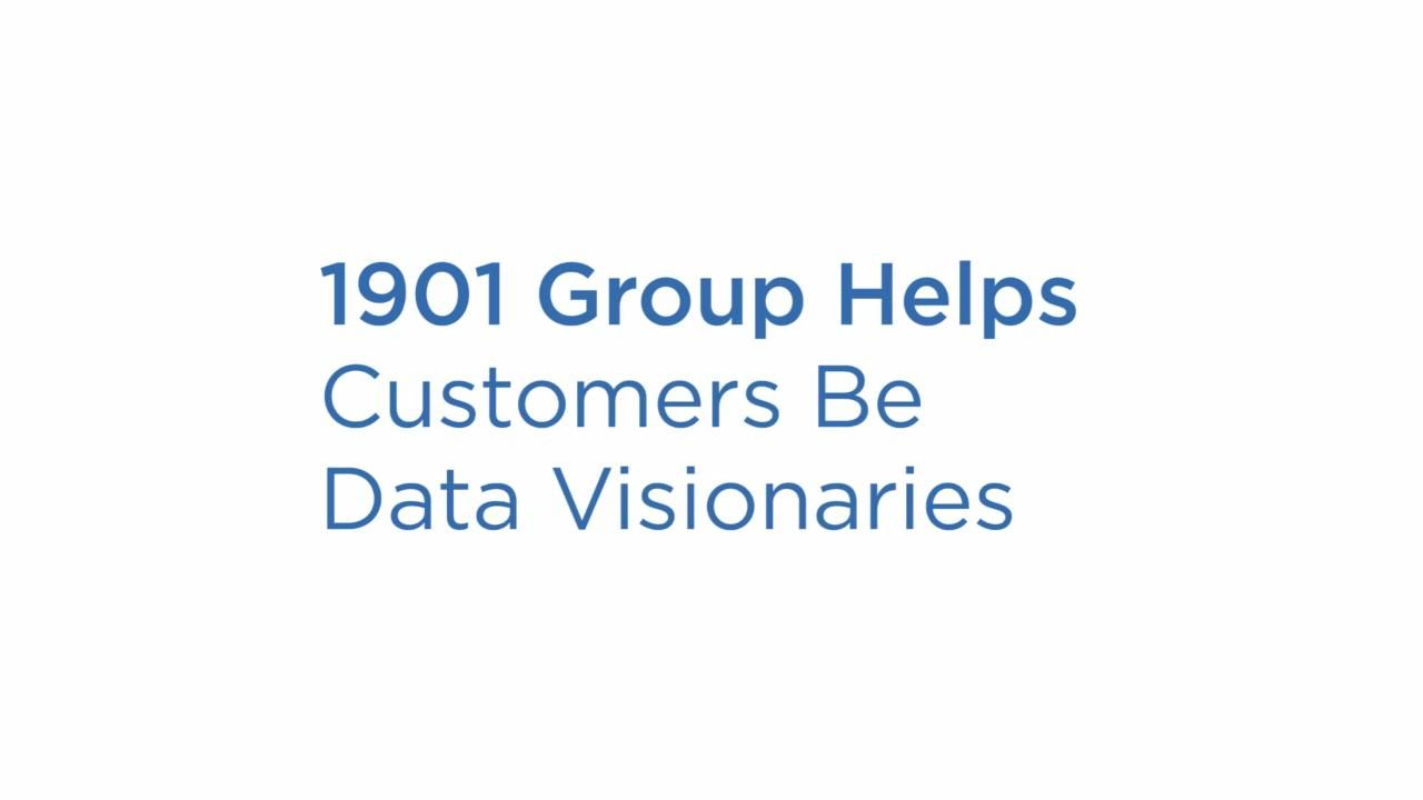 How NetApp and 1901 Help Customers Become Data Visionaries