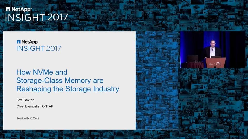 How NVMe and Storage-Class Memory Are Reshaping the Storage Industry
