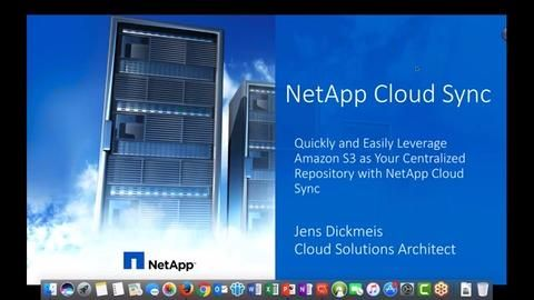 Quickly and Easily Leverage Amazon S3 as Your Centralized Repository with NetApp Cloud Sync