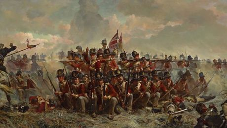 A Salute To Waterloo