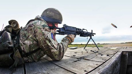 A Day In The Life: The Reservists