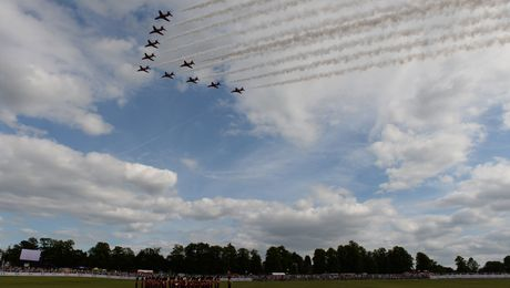 Armed Forces Day 2015: The Highlights