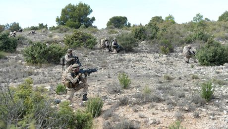 Mountain Combat: Exercise Iberian Star