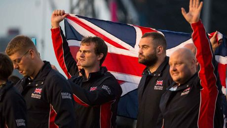 Invictus Games 2014: Shining A Spotlight On The Unconquered