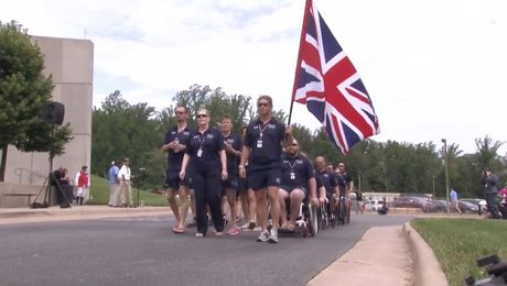 Adaptive Warrior: Team GB's Road To Glory