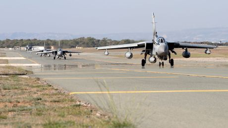 Celebrating Sixty Years Of RAF Akrotiri