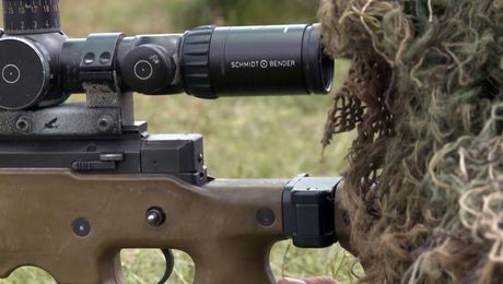 Enemy In Our Sights: Undercover With British Snipers