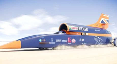 Bloodhound: Frontline Engineering