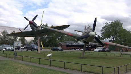 The Only National Museum Completely Dedicated To Aviation