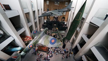Take A Tour Of The Imperial War Museum London