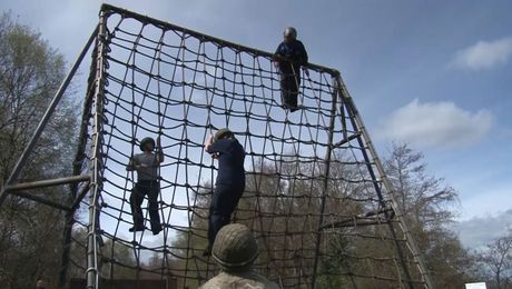 Young Cadets Prepare For Life In The Armed Forces