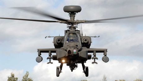 Apache: Display Of Force