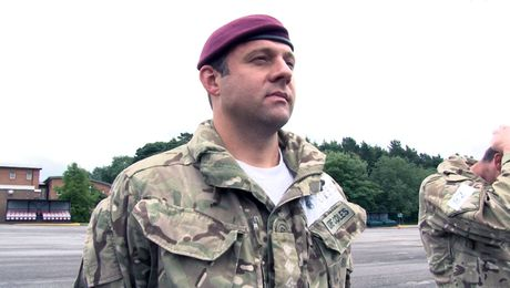 How A Para Chaplain Earned His Maroon Beret