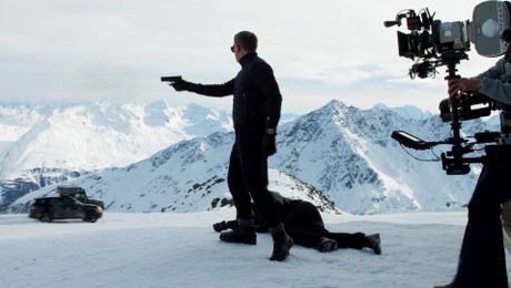 Making Spectre: Behind The Scenes With Bond