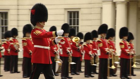 The Man Behind Britain's Ceremonial Spectaculars
