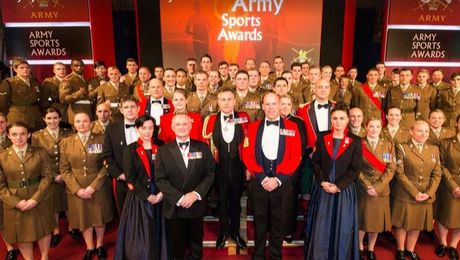 The Army Sports Awards: 2015 (Part One)
