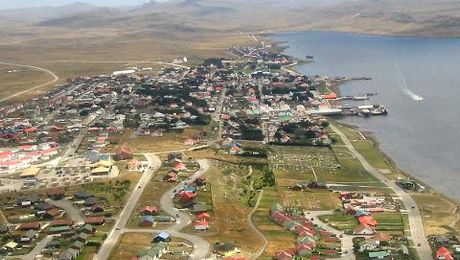 Guardians Of The South Atlantic: UK Forces In The Falklands