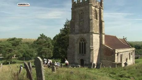 An Eerie Visit To Imber: The Village That Got Called Up