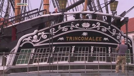 HMS Trincomalee Turns 200
