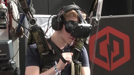 The VR Future of Parachute Training