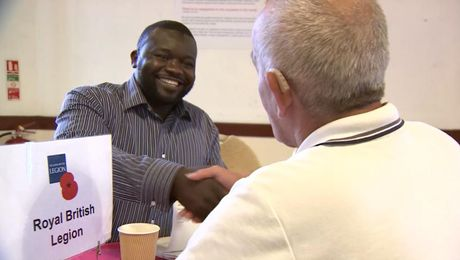 Military Charity Offers Veterans Drop-In Advice Sessions