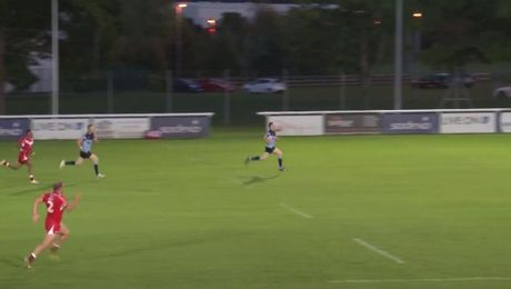 Mark Harper Try For RAF vs Army