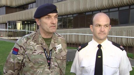 Latest On Mustard Gas Found At Former RAF Base