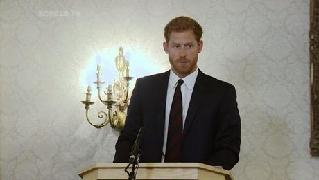 Prince Harry Teams Up With The MoD For Mental Health Initiative