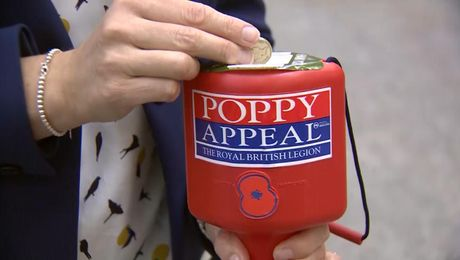 How Your Old £1 Coins Can Help The Poppy Appeal