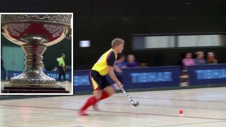 Royal Logistic Corps Do Hockey Double In Aldershot