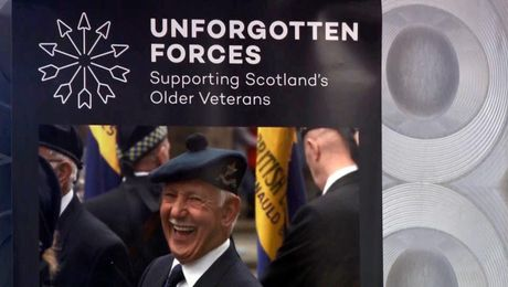 Unforgotten Forces: Charities Unite To Support Scottish Veterans