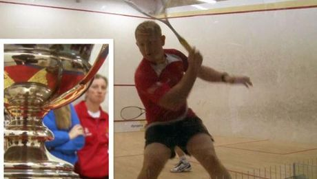 No Clean Sweep But Army Dominate Forces Squash Championships