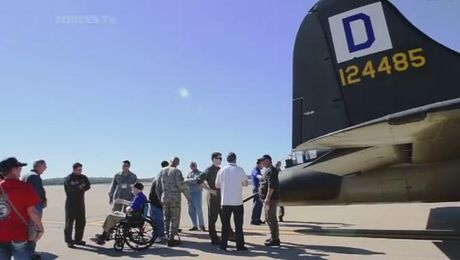 100th Air Refuelling Wing Meet Veterans From Original 100th Bombardment Group