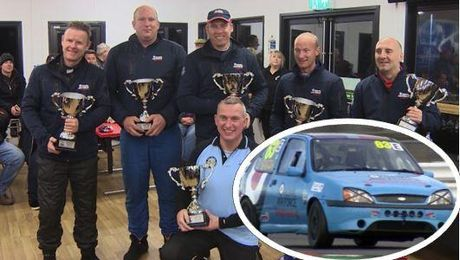 Trophy Won & Army Defeated: Double Joy For RAF Racers At Silverstone