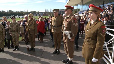 A Day At The Races To Launch Berkshire's Poppy Appeal