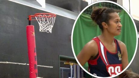Rising Star Inspires Adjutant General's Corps To Netball Victory