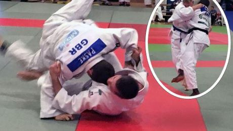 Success For Army & RAF As Forces Judo Stars Do Battle