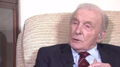 Meet George 'Johnny' Johnson, Britain's Last Surviving Dambuster