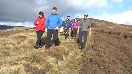 Cateran Yomp: Preparations Underway For Scotland's Biggest Endurance Walking Event