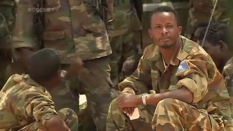 How The British Army Are Helping To Restore Peace In Somalia