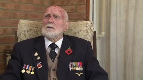 Second World War RAF Veteran Gives Up Fight For Recognition