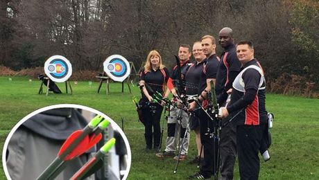 Your Army Needs You! Archers Call On Troops To Give Sport A Try